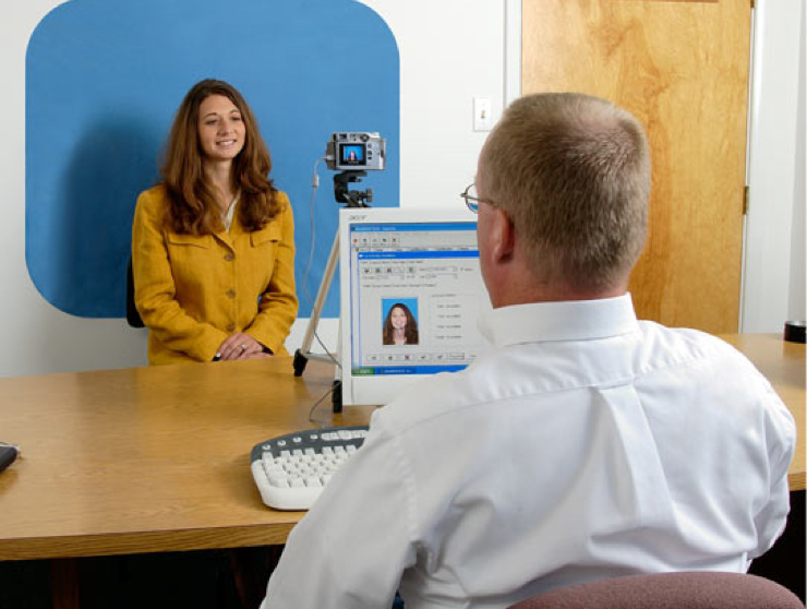Employee Photo Identification System