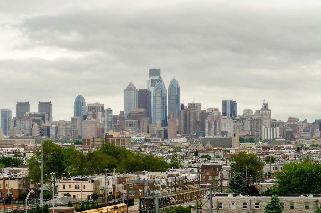 Philly Skyline 2